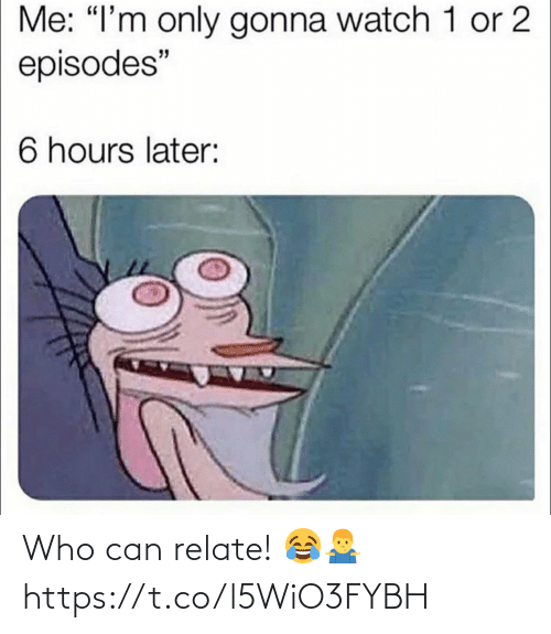 Can Relate: Who can relate! 😂🤷♂️ https://t.co/l5WiO3FYBH