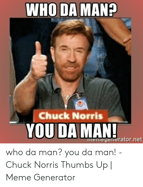 Chuck Norris Thumbs Up Gif 6