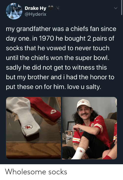 Wholesome: Wholesome socks