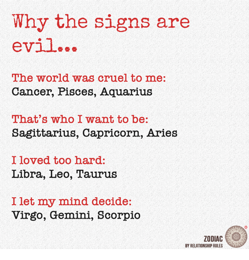 bad things about scorpios