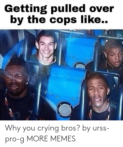 why you: Why you crying bros? by urss-pro-g MORE MEMES