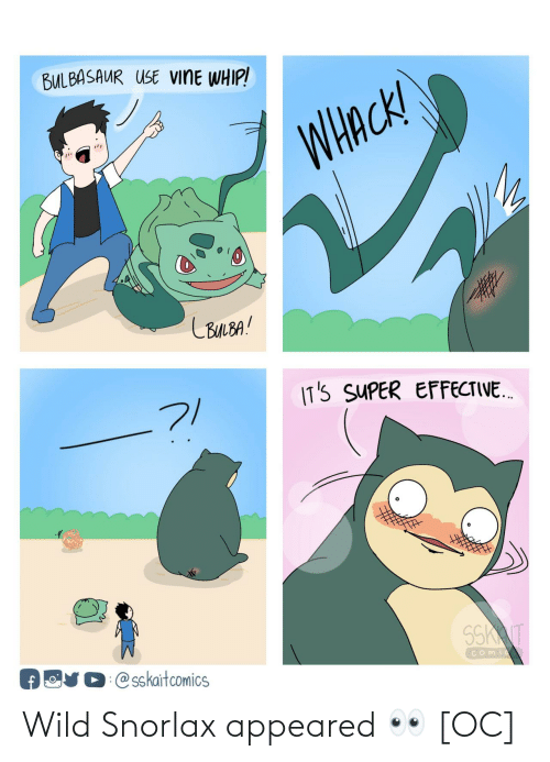 appeared: Wild Snorlax appeared 👀 [OC]