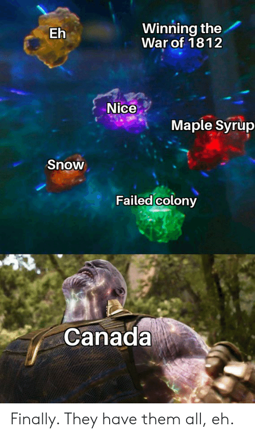 Canadian Maple Syrup Jokes