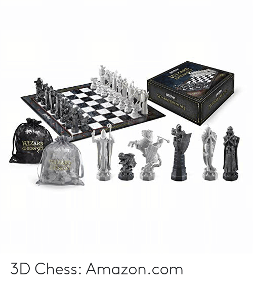 4 Dimensional Chess: WIZARD 3D Chess: Amazon.com