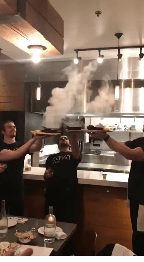 Fire, Funny, and Cool: Woah guys look at this cool fire trick!