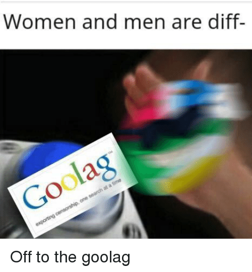 Women, Dank Memes, and Men: Women and men are diff  Goola