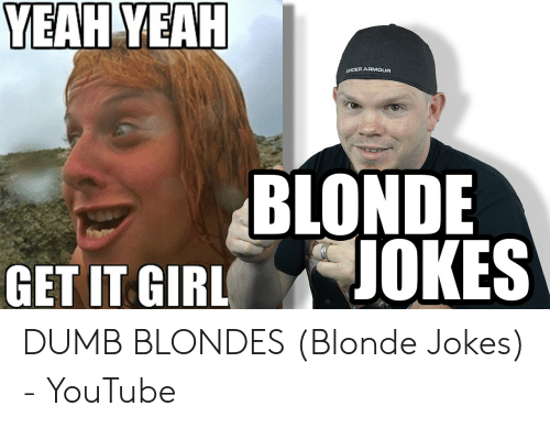 🦅 25+ Best Memes About Another Dumb Blonde | Another Dumb