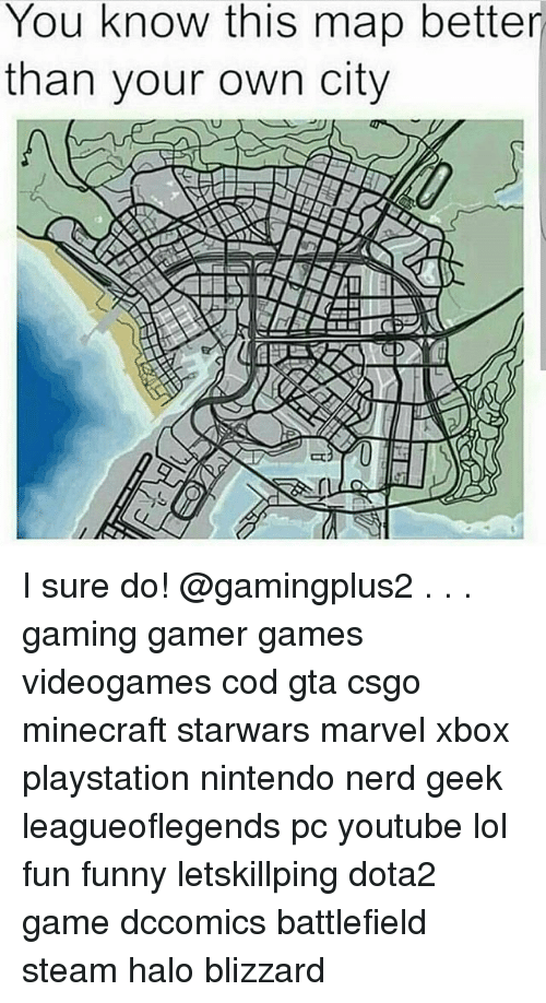 minecrafte: You know this map better  than your own city I sure do! @gamingplus2 . . . gaming gamer games videogames cod gta csgo minecraft starwars marvel xbox playstation nintendo nerd geek leagueoflegends pc youtube lol fun funny letskillping dota2 game dccomics battlefield steam halo blizzard