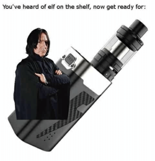 Elf, Elf on the Shelf, and Now: You've heard of elf on the shelf, now get ready for: