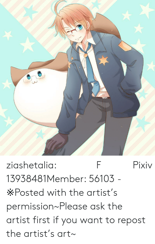 Target, Tumblr, and Blog: ziashetalia: アルフレッド・F・ジョーンズPixiv ID: 13938481Member:  56103 - 木綿  ※Posted with the artist's permission~Please ask the artist first if you want to repost the artist's art~