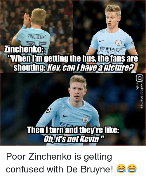 """Confused, Memes, and A Picture: ZINCHENKO  